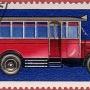 """Почтовая марка СССР - 4294, """"Первый пассажирский автобус Я-6, 1929г."""""""