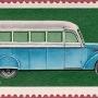"""Почтовая марка СССР - 4466, """"Пассажирский автобус ЗИС-16, 1938г."""""""